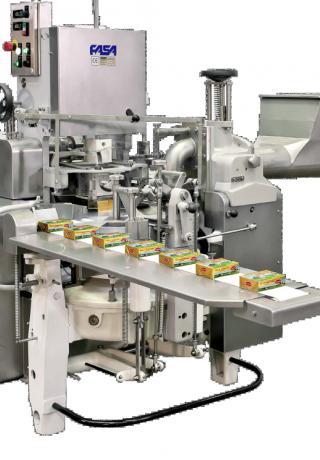 Автомат по фасовке масла в брикет 10 - 1000г ARM
