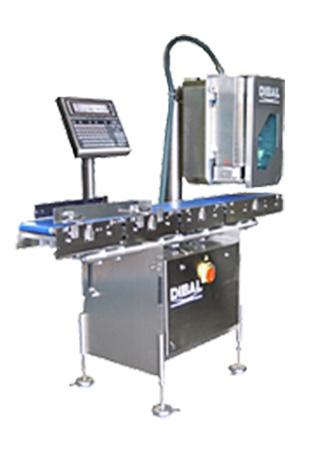 Система автоматического взвешивания и маркировки Dibal LS-4000