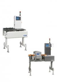 Чеквейеры CAS CW303-343 и системы динамического взвешивания CAS CMW303-343