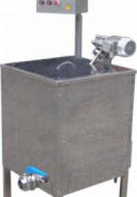 Ванна длительной пастеризации, объем 100 л